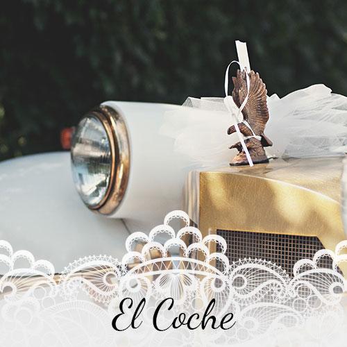 Floristería para bodas Alcorcón - Arte floral novias Alcorcón - Coche boda Alcorcón
