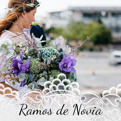 Floristería para bodas Alcorcón - Arte floral novias Alcorcón - Ramos de novia Alcorcón