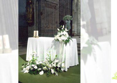 Decoración Floral Ceremonias N-248