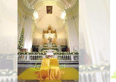 Decoración Floral Ceremonias N-252