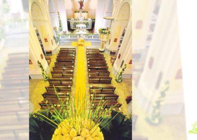Decoración Floral Ceremonias N-253
