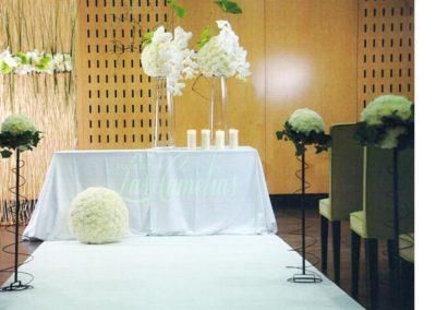 Decoración Floral Ceremonias N-264