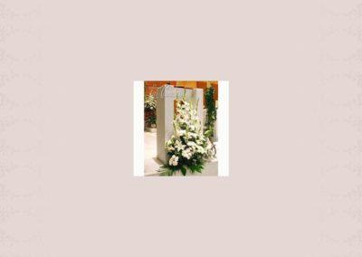 Decoración Floral Ceremonias N-280