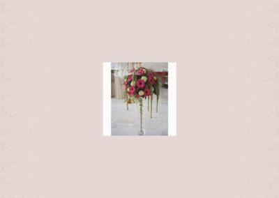 Decoración Floral Ceremonias N-296