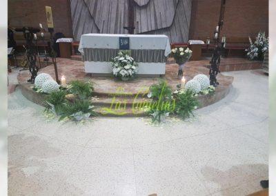 Decoración Floral Ceremonias BI-0008