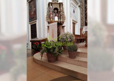 Decoración Floral Ceremonias BI-0009