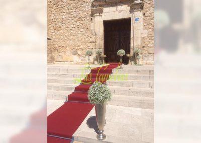 Decoración Floral Ceremonias BI-0010