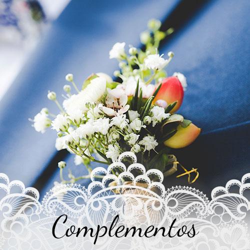 Floristería para bodas Alcorcón - Arte floral novias Alcorcón - Complementos para boda Alcorcón