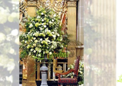 Decoración Floral Ceremonias N-258