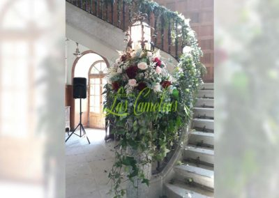 Decoración Floral Ceremonias BI-0012