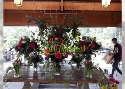 Decoración de exteriores bodas BE-0008