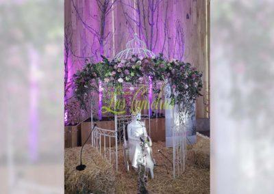 Decoración de exteriores bodas BE-0023